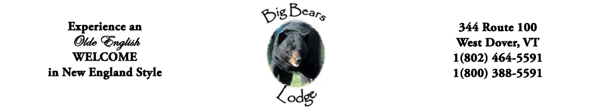 Big Bears Lodge Logo